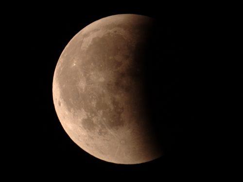 Eclissi di Luna 27 Luglio 2018